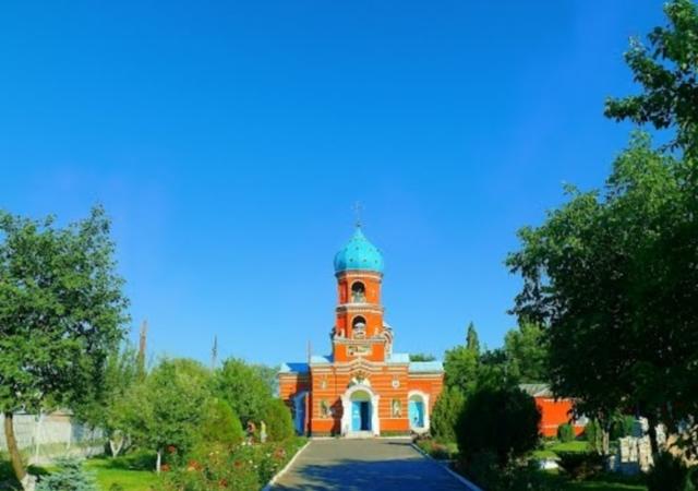 Свято-Екатериненский храм