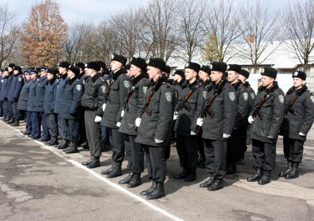 Школа милиции