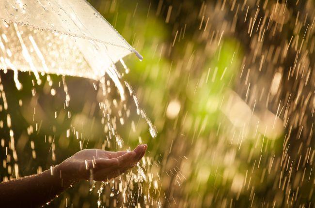 дождь дождливая погода