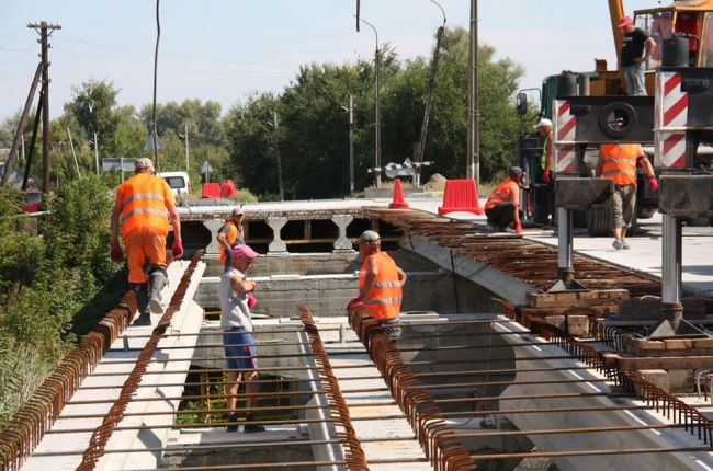 ремонт мост