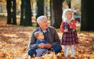 дети день пожилых людей