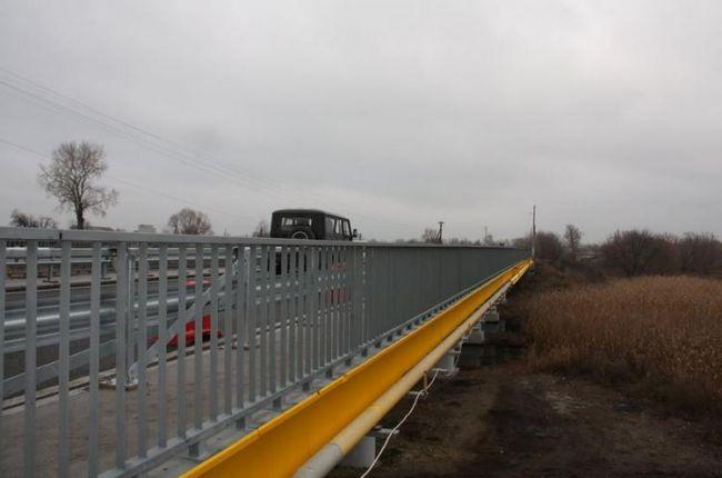 мост сватово