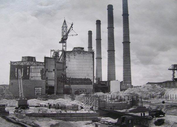 строительство ТЭС