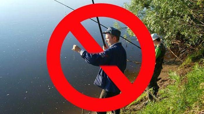 Какие закон у рыбака